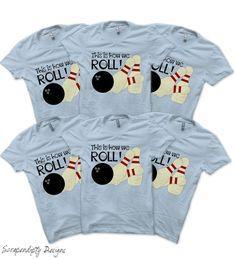 Kids Bowling Shirts
