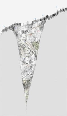 architectural-review:   Spine 3 Narrative Drawing - Site Plan and…