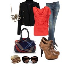 """Madison"" by jeanean-brown on Polyvore"