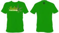Don't you think weed be great together ? Indica Freedom Or... Get me here -> http://weedweave.com/products/indica-freedom-original-t-shirt?utm_campaign=social_autopilot&utm_source=pin&utm_medium=pin