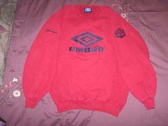 The best sweatshirt Umbro ever made