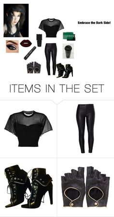 """""""Untitled #195"""" by energy-dealer ❤ liked on Polyvore featuring art"""