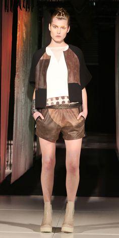 Neo Vest Ambra Top Kora Short Boots #Tramando #SS16