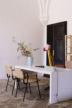 Interior design. Villa Lena, hotel, Palaia, Italie. 2013.  Photo © Coke Bartrina