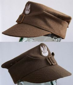 World War II Polish army rogatywka field cap