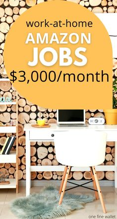 Amazon work from home jobs that pay well. Online jobs in data entry and customer service