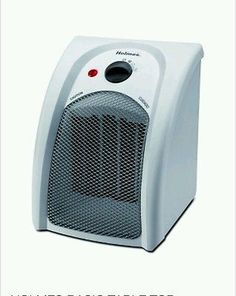 Holmes Table Top Ceramic Heater ,cool Touch ,Auto shutoff