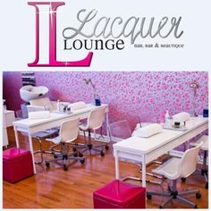NAILPRO-file Q&A Featuring Lacquer Lounge Nail Bar of Philadelphia, PA! | #nailsalons