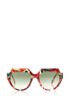 El Morocco Oversized Sunglasses by ZANZAN Now Available on Moda Operandi  Clear Sunglasses, Oversized Sunglasses 10a1b06db141