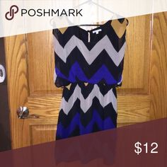Charlotte Russe dress Worn maybe 5 times. Just have too many dresses. Charlotte Russe Dresses