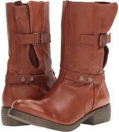 Massimo Matteo Biker Boot with Buckle (Tan) Women's Boots Tan Boots, Mid Calf Boots, Shoe Boots, Shoe Bag, Motorcycle Boots, Tan Woman, Platform Shoes, Stuart Weitzman, Riding Boots