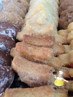 Deliciosas pastitas, sin duda las mejores www.donpastel.com