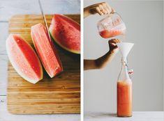 Grapefruit + Watermelon Agua Fresca