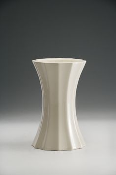 Vase203 X, white, after a Czech designer Pavel Janák, height 12 cm  $52