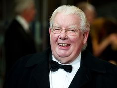 Actor Richard Griffiths, Uncle Vernon In 'Harry Potter' Movies, Dies : The Two-Way : NPR/ sad
