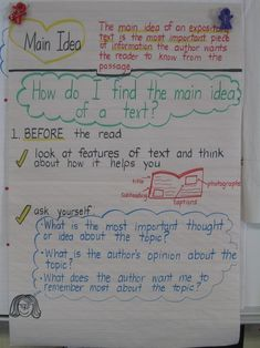 Nonfiction Text Structure Anchor Chart | Collect Collect this now for later