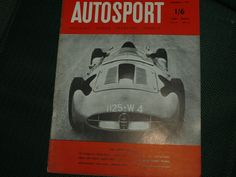 1955 BUGATTI TYPE 251 GP CAR TORREY PINES SIX HOURS NG TC TD BILL MURPHY KURTIS
