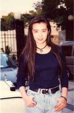 Joey Wong, 1992 (Age 25)