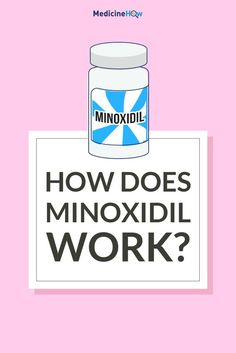 How Does Minoxidil Work?