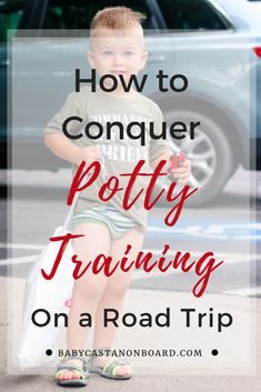 Heading on a road trip with a newly potty trained toddler? Check out these potty training while traveling tips Parenting Toddlers, Parenting Advice, Toddler Potty Training, Travel With Kids, Family Travel, Traveling Tips, Gentle Parenting, Mom Advice, Toddler Preschool