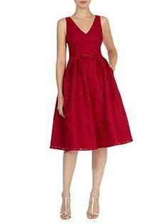 Francella embroidered dress