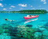 Kayaking Belize, that could be so much fun!