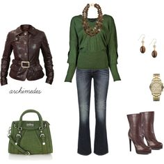 The Forest Through The Trees by archimedes16 on Polyvore