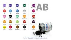TruColor Natural Airbrush Food Color Powder, to airbrush or Paint you cake / cookies.