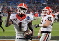 The Georgia Bulldogs entered the season with the No. 3 running back for the 2014 recruiting class, but its not who you'd assume. Sony Michel was the highest-rated tailback in the Bulldogs' freshman class, ranking …
