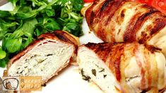 Bacon, Pork, Food And Drink, Turkey, Low Carb, Bread, Dishes, Chicken, Food Ideas