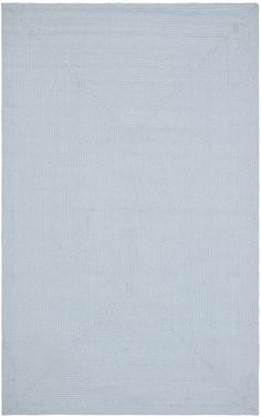 Safavieh Braided BRD176 Light Blue Rug great accent color for the kitche.