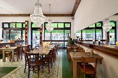 Ausbau der Restaurants Filetstück 1&2 in Berlin zusammen mit dem Architekten Carlo Lorenzo Ferrante: MFG
