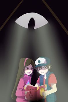 Gravity Falls by water-panda-chan on DeviantArt