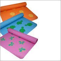 Purchase Yoga Kids Mats in India from Fitnessmatsindia.com. We offer have ability to transform a plain & ordinary floor into a cozy and fun place   that encourages kids to learn anything easily. Yoga Kids Mats wholesaler in India are lightweight and It is made from best quality raw material and   it portable which make them easy to handle for one person. Get more detail by visiting fitnessmatsindia.com or call on this no: 0120-4310799