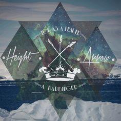 Height Arrow #logo #illustration #design
