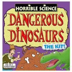 Horrible Science Kit - Dangerous Dinosaurs £15.99