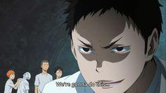 Haikyuu Season 2 - Daichi Sawamura - Episode 2