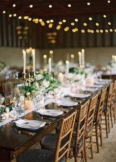 Elegantly Chic Tented Nashville Wedding Wedding