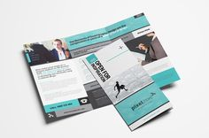 Free Business Trifold Brochure Template In Psd & Vector with regard to Free Tri Fold Business Brochure Templates - Professional Template 3 Fold Brochure, How To Make Brochure, School Brochure, Free Brochure, Travel Brochure Template, Business Plan Template, Business Brochure, Product Brochure