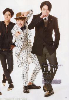 (it's B.A.P!)