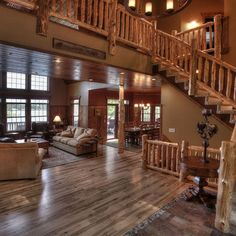 Log House Design, Pictures, Remodel, Decor and Ideas - page 4