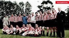 Equipos de fútbol: ATHLETIC CLUB DE BILBAO Campeón de Copa 1933