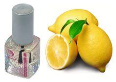 Масло для ногтей и кутикулы Лимон