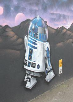 Street Art in Douglas IOM