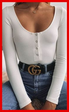 college outfits Trendy Summer Outfits for Teen Girls to Try ~ outfitideas Outfitinspirations Classy Outfit, Outfit Chic, Cute Casual Outfits, Basic Outfits, Mode Outfits, Fashion Outfits, Gucci Outfits, Going Out Outfits, Dance Outfits