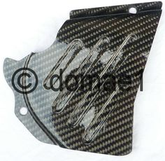 carbon fiber sprocket protection cover chain guard for Ducati | eBay