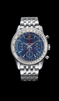 Montbrillant 01 Limited Edition - Breitling - Instruments for Professionals
