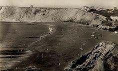 Playa de Arrigunaga, antes de 1956 (ref. 00319)