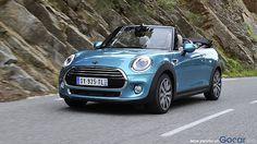 The new Mini Cooper Cabriolet