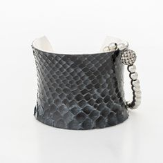 """2.0"""" Concave Clean Slate Python Duo – Silver and Pewter Ireland"""